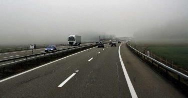 autoroute grise