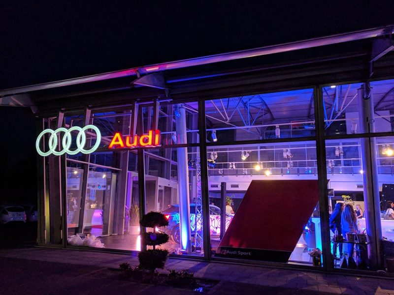 Ladies First à Audi Sausheim