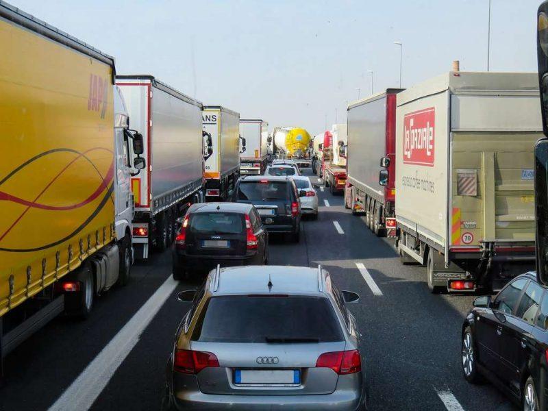 trafic autoroute