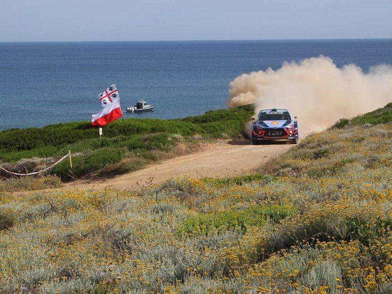 WRC Sardaigne 2018