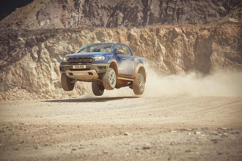 Video Ford Ranger Raptor