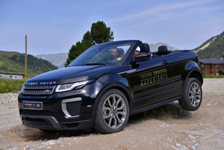 Jaguar Land Rover experience 11 - 17 (crédit : agence AZO)