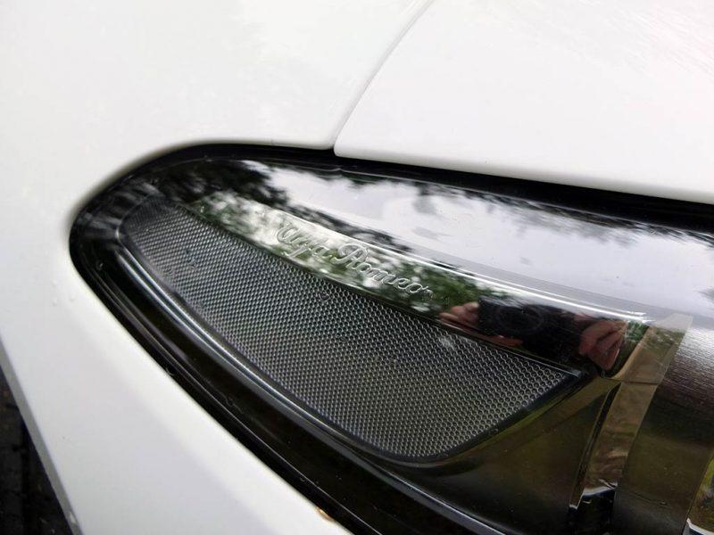 Alfa Romeo Giulia Veloce - zoom optique