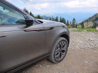Essai Range Rover Velar