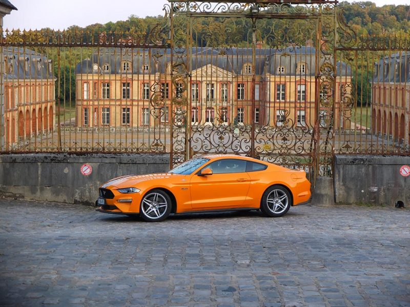 Ford Mustang GT V8 (2018)