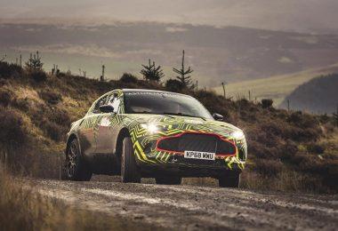Aston Martin SUV DBX