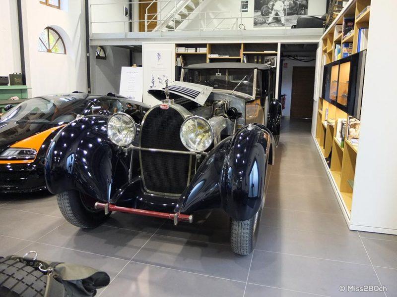 Bugatti à Molsheim