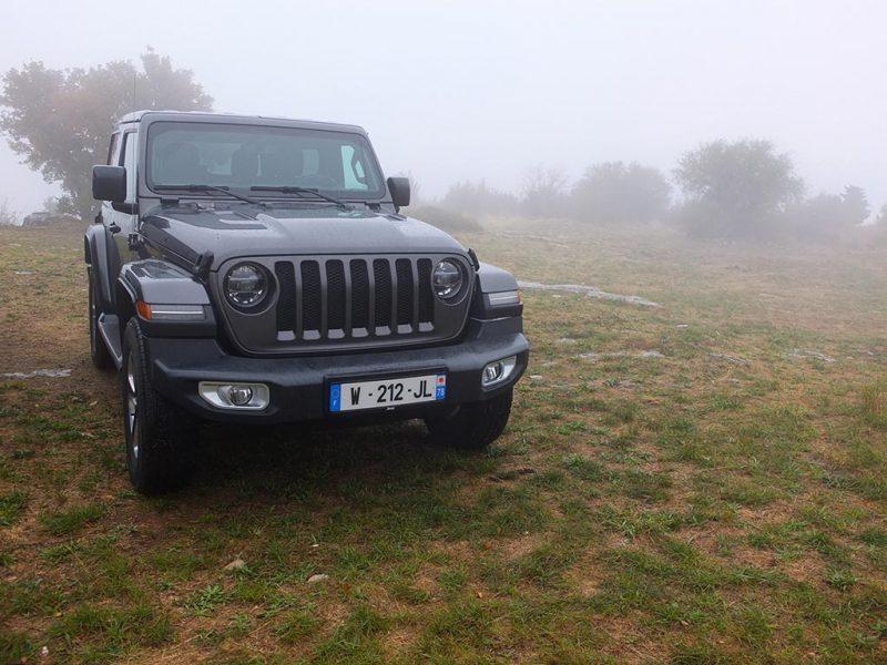 Jeep Wrangler 2018 - 2 portes