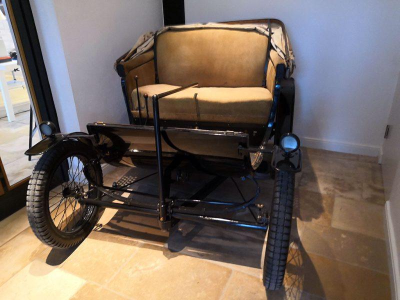 Bugatti Type 54 électrique