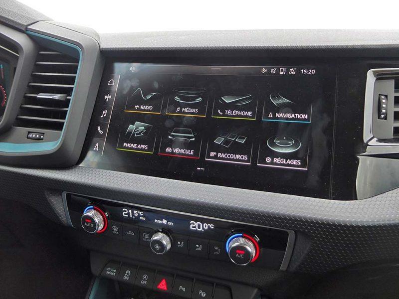 Intérieur Audi A1 2019