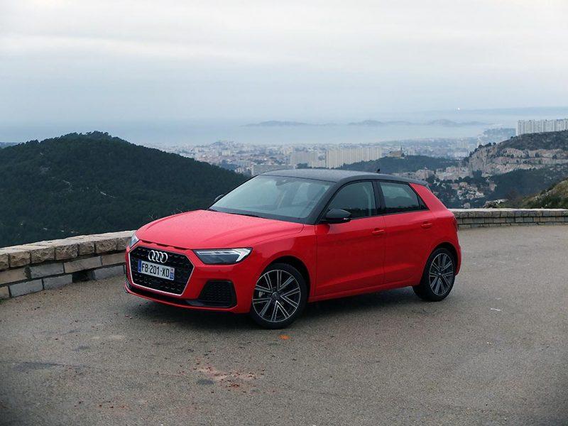 essai Audi A1 2019