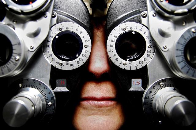 controle de la vue