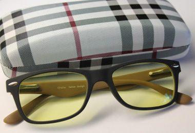 lunettes verres jaunes conduite de nuit