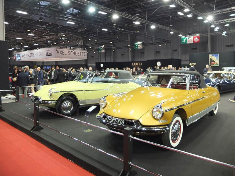 Retromobile 2019 - Citroen