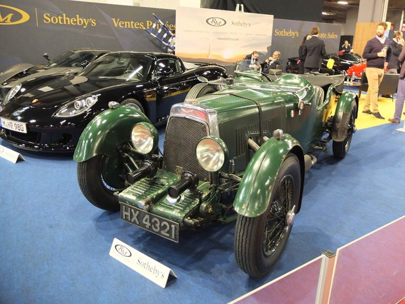 Retromobile 2019 - Sotheby's