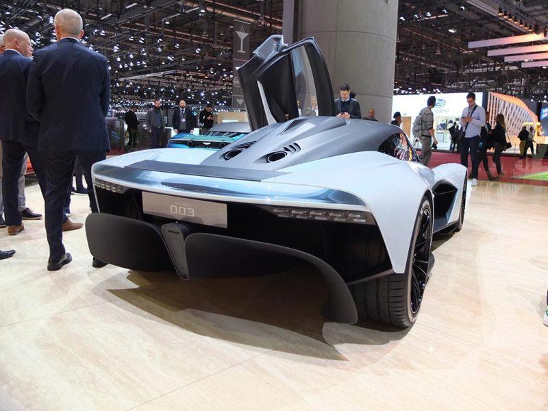 Aston Martin AM-RB 003 - salon de Genève 2019