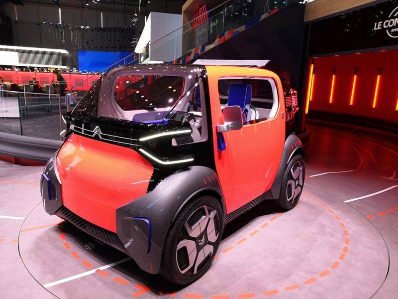 Citroën Concept Ami One - Genève 2019