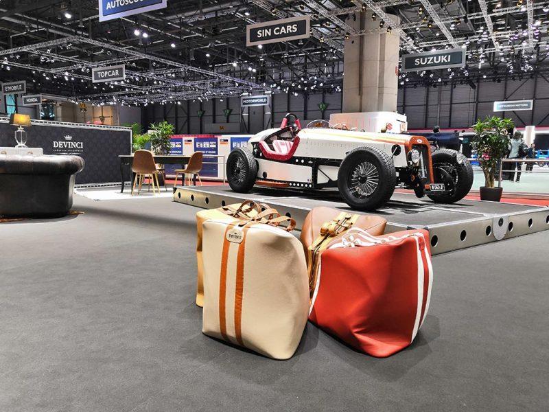 Devinci Classic DB-718 - salon de Genève 2019
