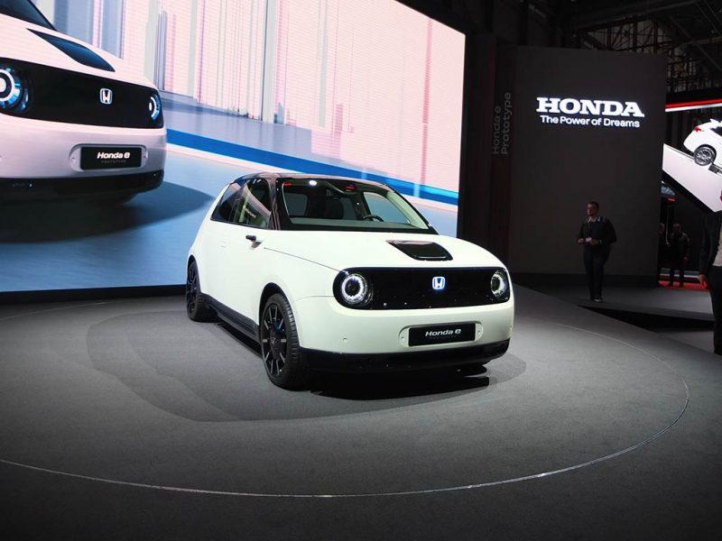 Honda Prototype E - Genève 2019