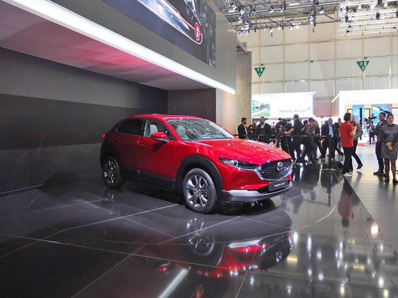 Mazda CX-30 - Genève 2019