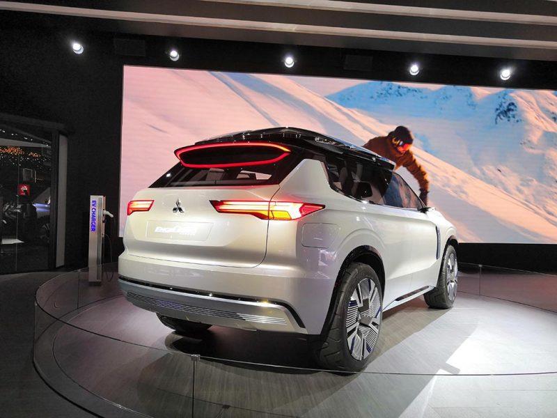 Mitsubishi Engelberg- salon de genève 2019