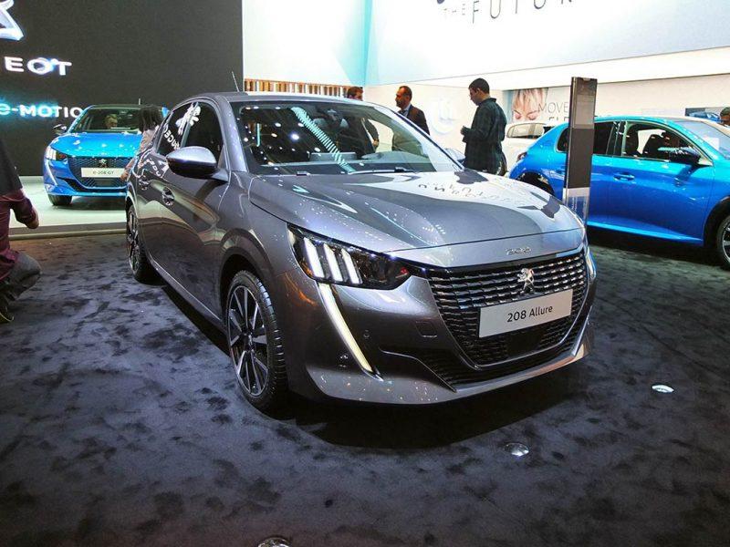 Nouvelle Peugeot 208 - Salon de Genève 2019