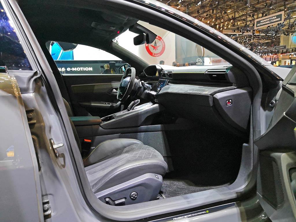 gen ve 2019 le concept 508 hybride et sportif qui m 39 a tap dans l 39 oeil miss 280ch. Black Bedroom Furniture Sets. Home Design Ideas
