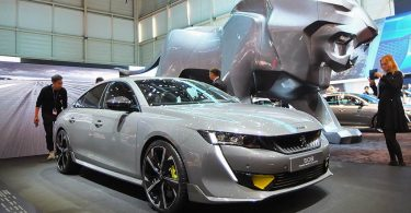 Concept Peugeot 508 Peugeot Sport Engineered