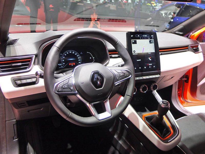 Renault Clio 5 - Salon de Genève 2019