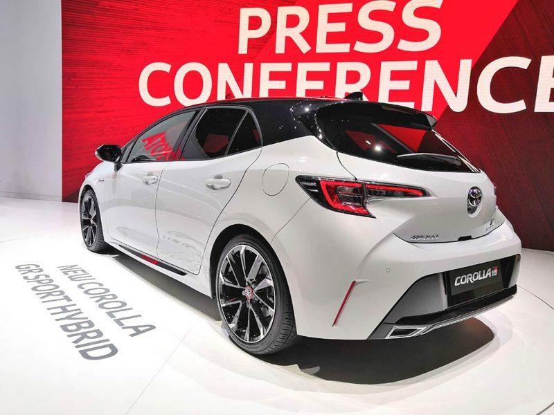 Toyota Corolla GR Sport - salon de Genève 2019