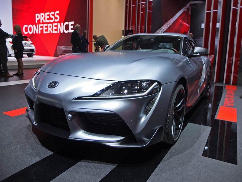 Toyota GR Supra - salon de Genève 2019