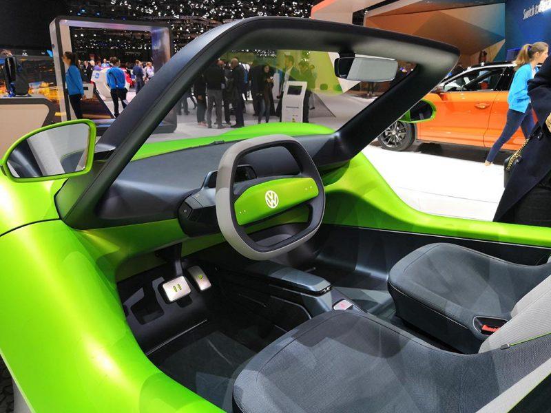 Volkswagen I.D Buggy - salon de Genève 2019