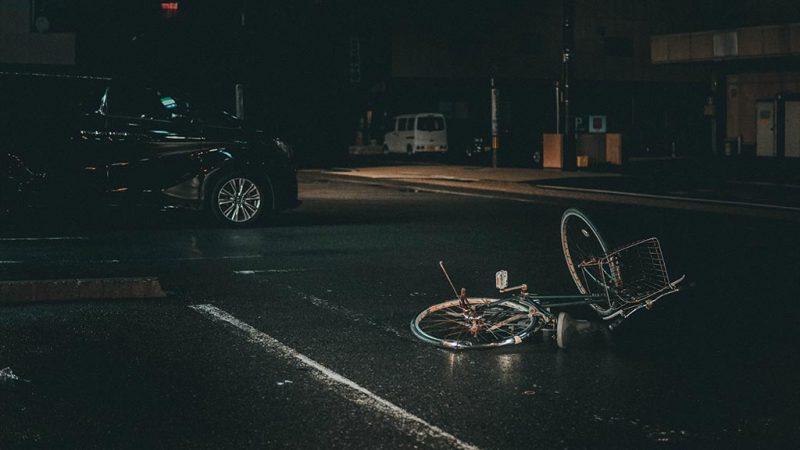 accident velo voiture (ian valerio)