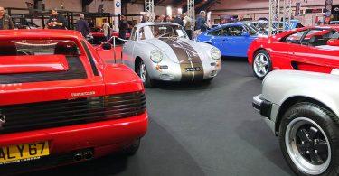 Salon Auto-Moto Classic Strasbourg 2019 - revendeur