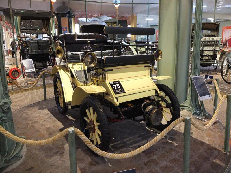 Musée de l'aventure Peugeot à Sochaux