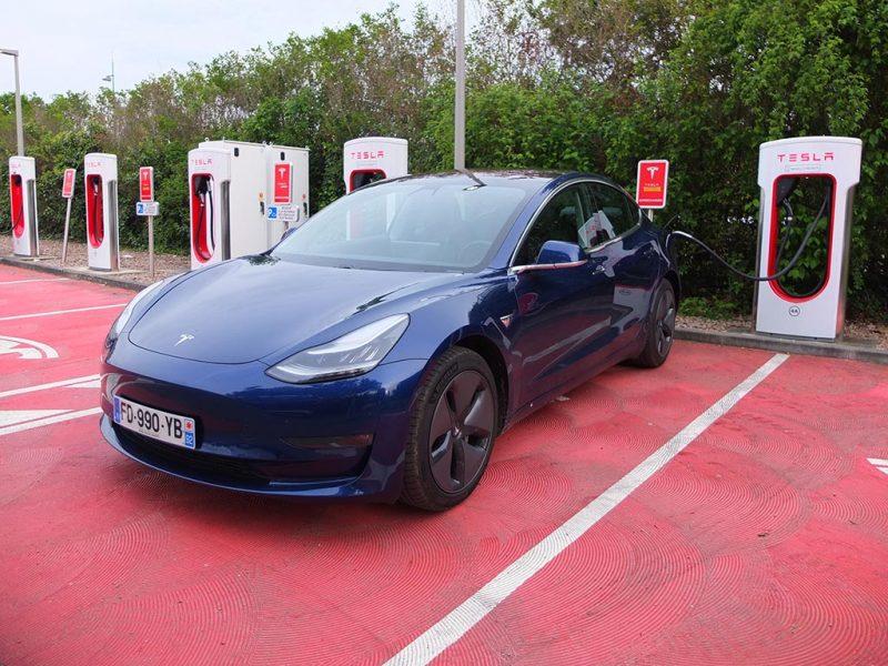 Tesla Model 3 Dual Motor Grande Autonomie