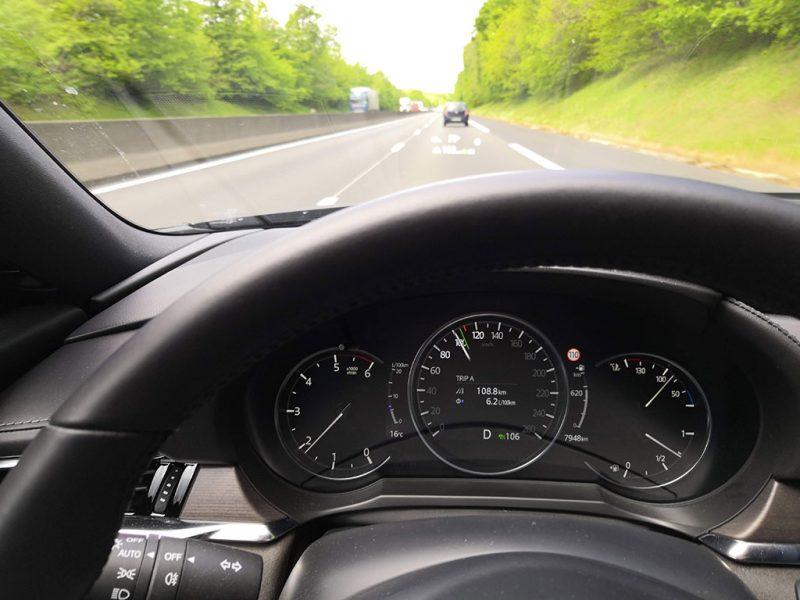 Mazda 6 berline régulateur de vitesse