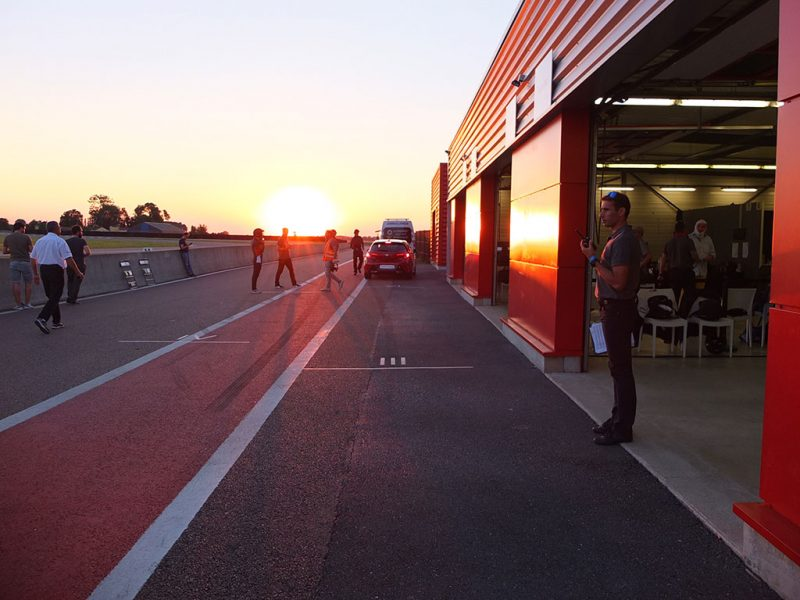 24h de hybride Toyota - Circuit LFG
