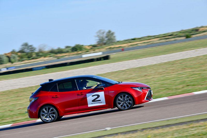 24h de hybride Toyota - Circuit LFG - photo Jean Marc Lisse
