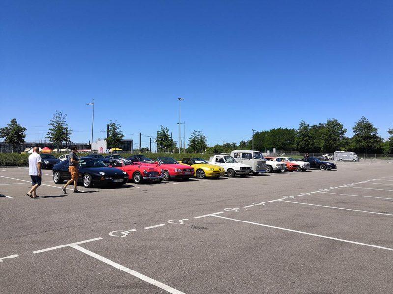 FVA Mulhouse 2019 - parking rassemblement