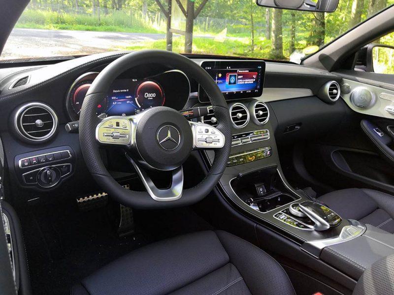Mercedes Classe C 220 d Cabriolet