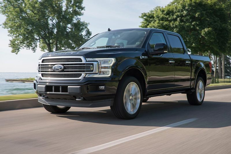 Ford F-150 pick-up 2019