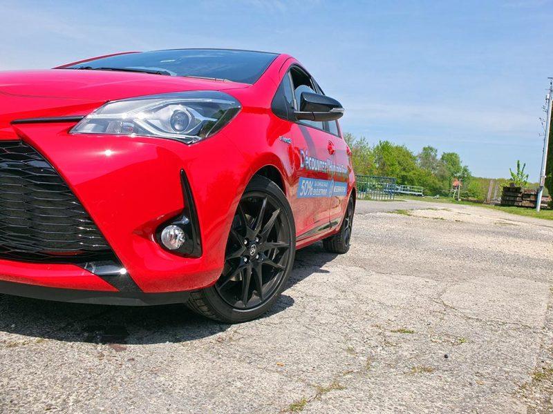 Essai Toyota Yaris GR Sport (100ch)