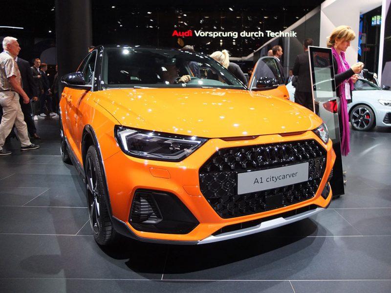Audi A1 citycarver - IAA2019