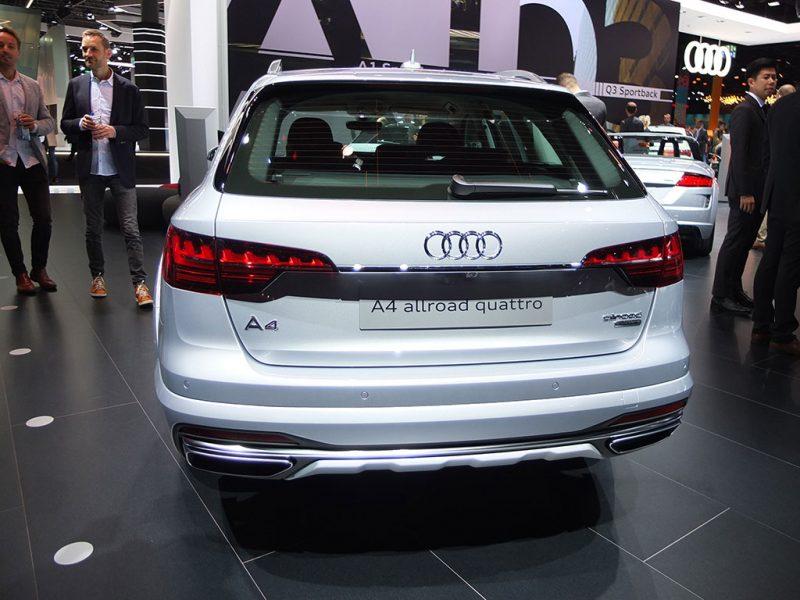 Audi A4 allroad - IAA2019