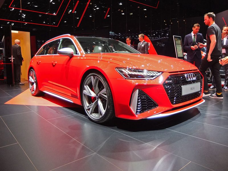 Audi RS6 avant - IAA2019