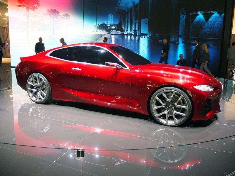 iaa 2019 - BMW Concept 4
