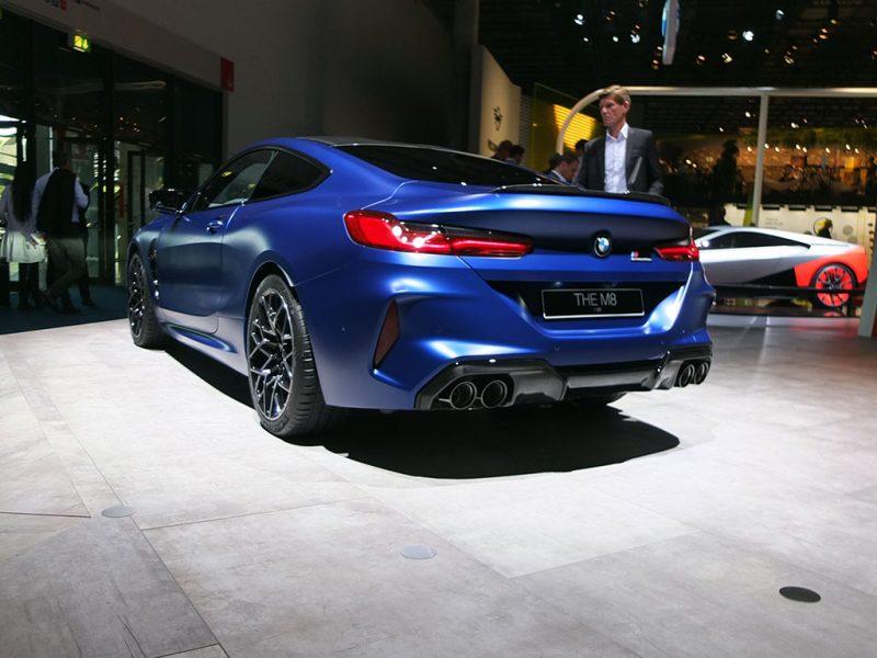 BMW M8 - IAA2019