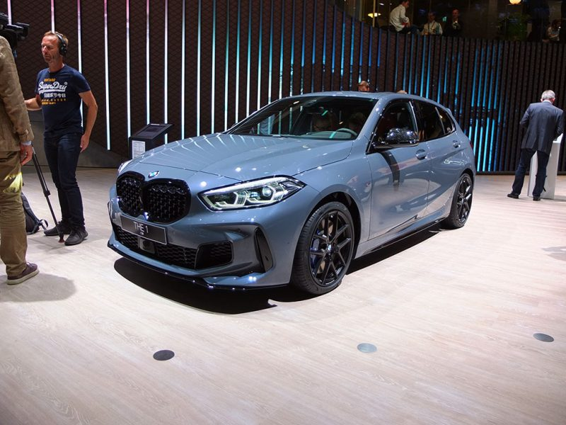 BMW serie 1 - IAA2019