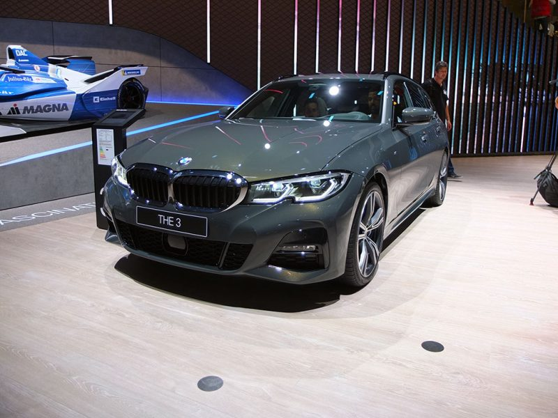 BMW serie 3 touring - IAA2019